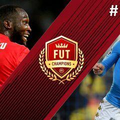 FIFA 18. Plantilla para la Jornada de FUT Champions #10