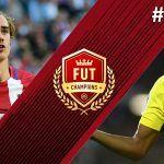 FIFA 18. Plantilla para la Jornada de FUT Champions #11