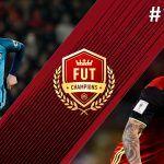 FIFA 18. Plantilla para la Jornada de FUT Champions #12
