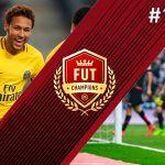 FIFA 18. Plantilla para la Jornada de FUT Champions #14
