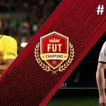 FIFA 18. Plantilla para la Jornada de FUT Champions #16