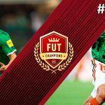 FIFA 18. Plantilla para la Jornada de FUT Champions #17