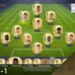 FIFA 18. Vídeo análisis de la formación 4-2-3-1