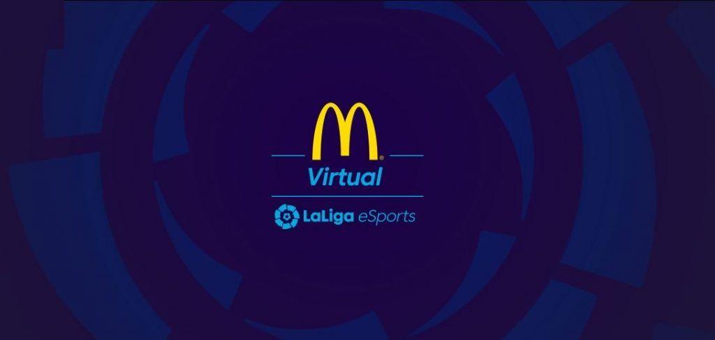 McDonald´s Virtual LaLiga eSports
