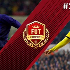 FIFA 18. Plantilla para la Jornada de FUT Champions #22