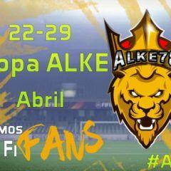 Dos plantillas para competir en la Alke Cup
