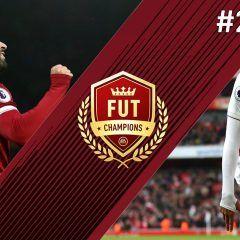 FIFA 18. Plantilla para la Jornada de FUT Champions #28