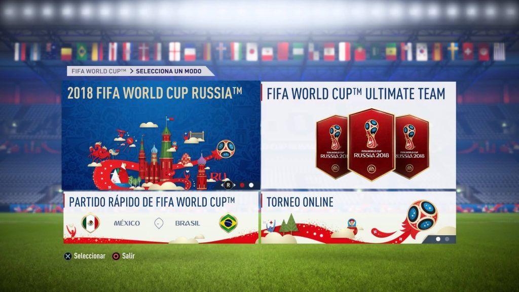 FIFA World Cup FIFA 18