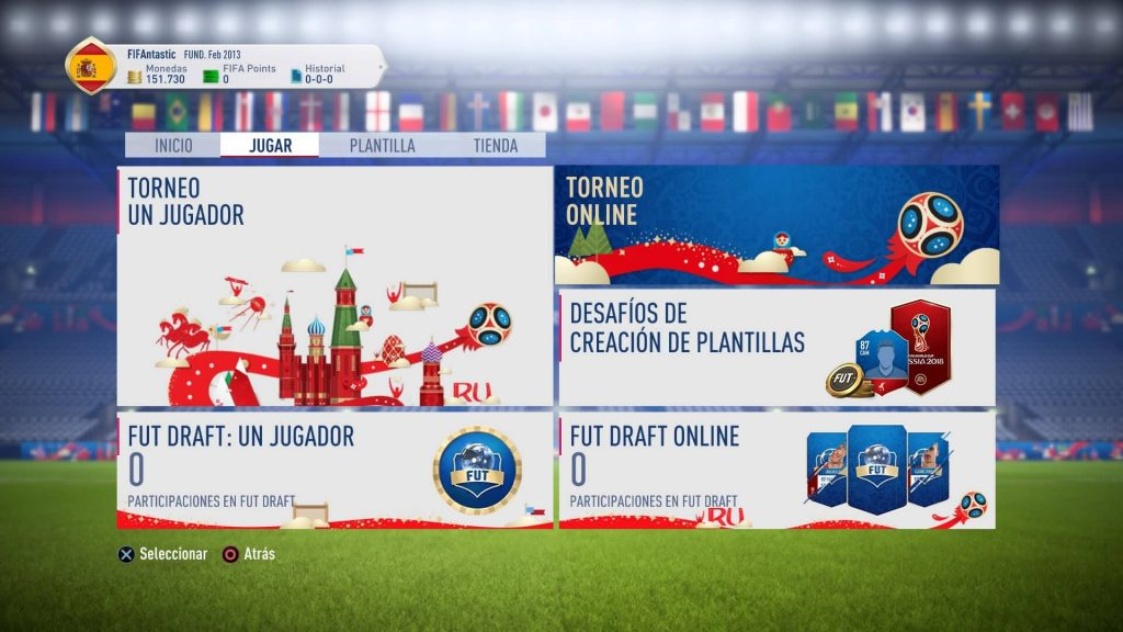 FIFA World Cup Ultimate Team