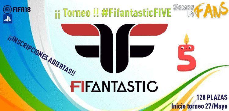 Torneo de FIFAntastic 5º Aniversario