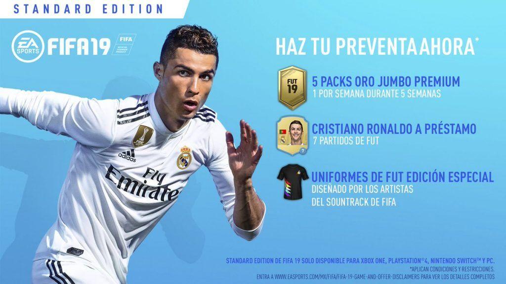 Standard Edition FIFA 19