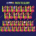 Ya se han actualizado los Path to Glory Seleccionados