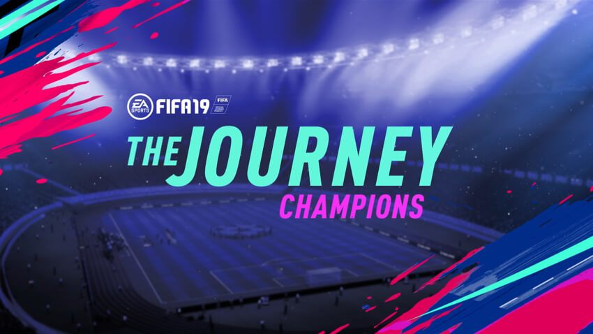 The Journey Champions FIFA 19