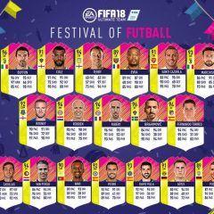 FUT 18. Classic European Heroes