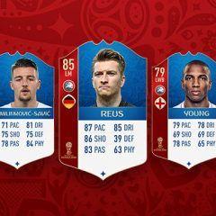 Llegan más jugadores a FUT World Cup