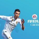 Cristiano Ronaldo será el jugador de portada de FIFA 19