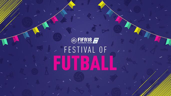 Festival of Futball FUT 18