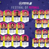 FUT 18. Team of the Tournament World Cup