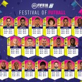 FUT 18. Classic Rest of the World Heroes