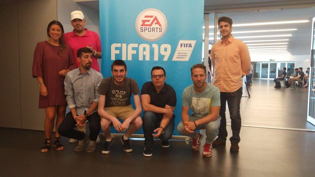 Producer Tour de FIFA 19
