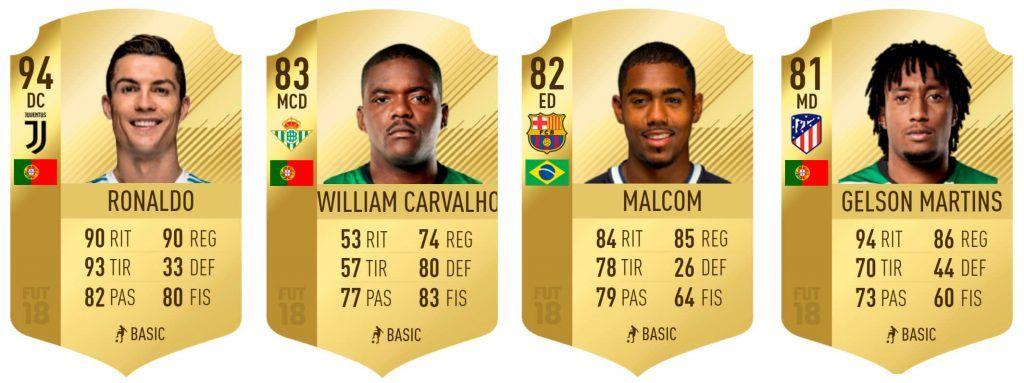 Transfers de FIFA 19
