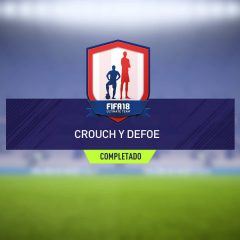 FUT 18. Squad Builder Challenges: Crouch y Defoe