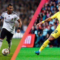 Plantilla para divertirse con Neymar y Quaresma