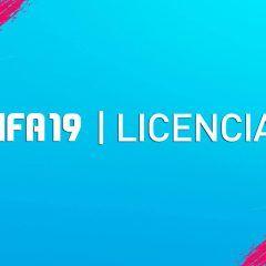 Conoce todas las licencias de FIFA 19