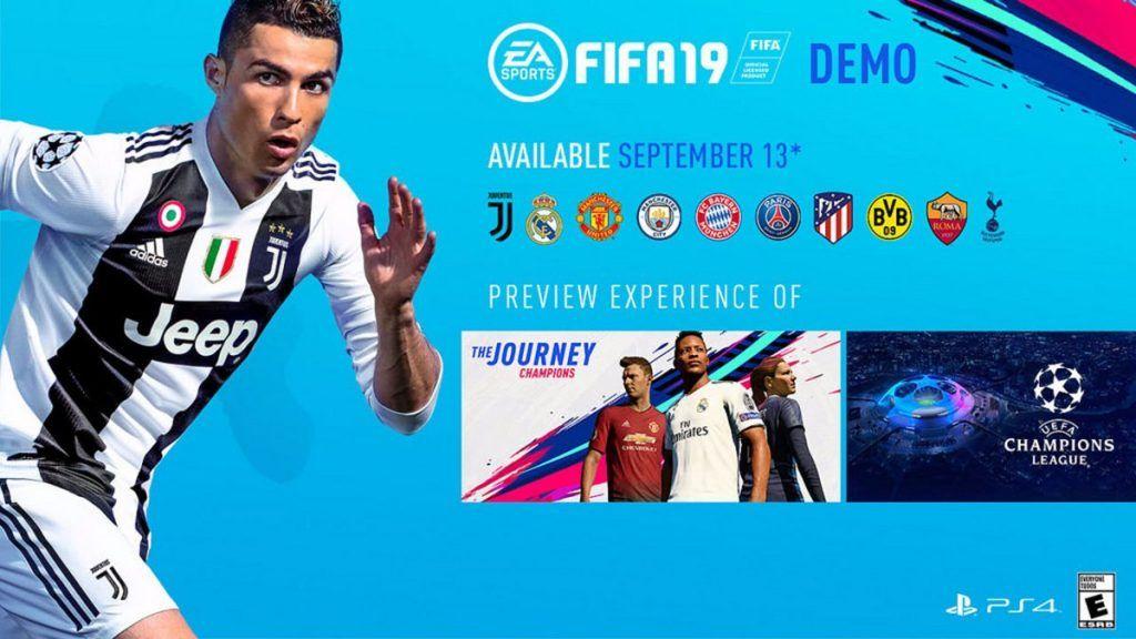 Demo de FIFA 19