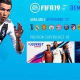 Ya podéis descargar la demo de FIFA 19