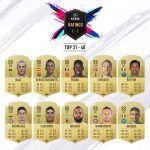 Los mejores Ratings de FIFA 19: 40 al 31