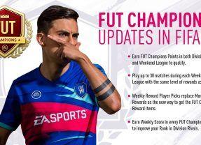 Así funcionará FUT Champions en FIFA 19