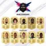 Los downgrades más dolorosos de FIFA 19