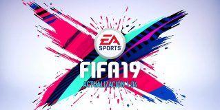 Llega la Actualización 1.04 a FIFA 19