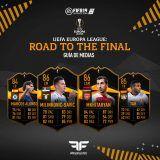Guía de medias de las cartas UEL: Road to the Final