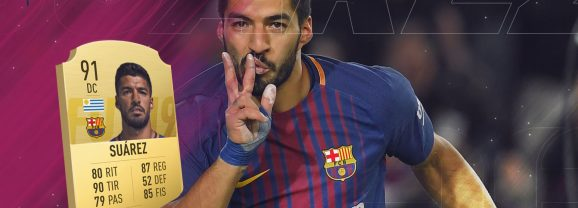 FIFA 19 Ultimate Team. Review de Luis Suárez