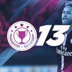 FIFA 19. Equipo para la Jornada de FUT Champions #13