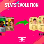 Así han evolucionado los jugadores desde FIFA 10