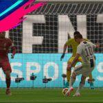 Cómo ejecutar el disparo más chetado de FIFA 19