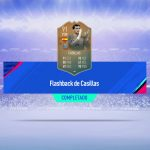 FUT 19. Squad Builder Challenges: Flashback de Casillas