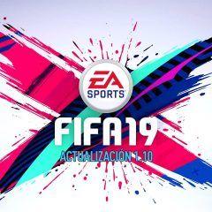 Contenido de la Actualización 1.10 de FIFA 19