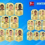 FIFA 19. Winter Refresh de la Bundesliga