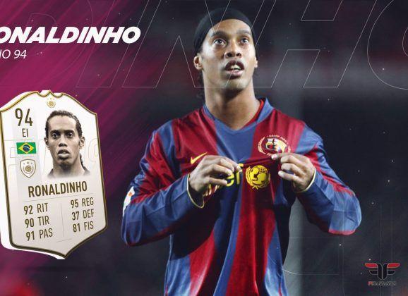 FIFA 19 Ultimate Team. Review de Ronaldinho (94)