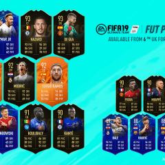 Llegan a FIFA 19 los FUT Player Days