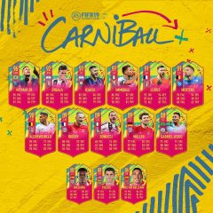 Celebra el Carniball en FIFA 19 Ultimate Team