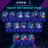 FUT 19. Team of the Knockout Stage