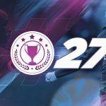 FIFA 19. Equipo para la Jornada de FUT Champions #27