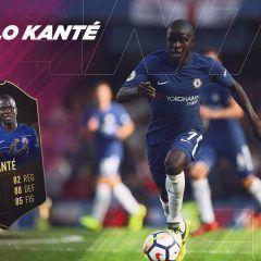 FIFA 19 Ultimate Team. Review de N´Golo Kanté IF