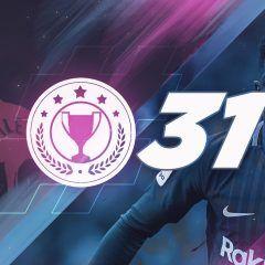 FIFA 19. Equipo para la Jornada de FUT Champions #31