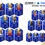 FUT 19. Team of the Season Most Consistent